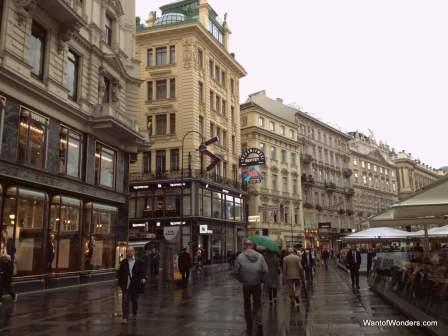 Viennese street