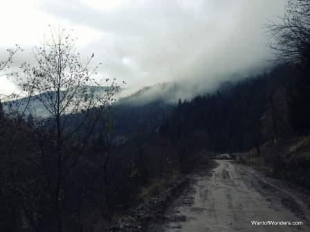 Rugova trails