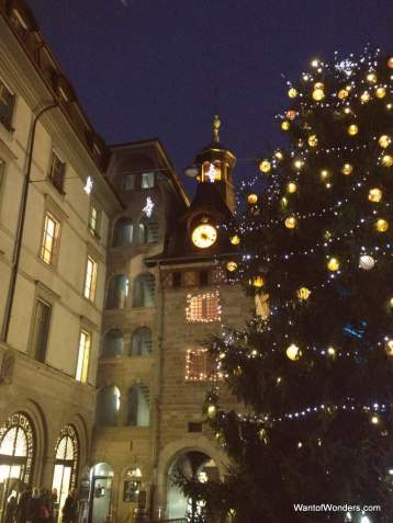 Christmas in Geneva