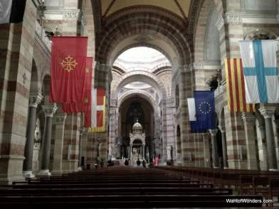 Inside Cathedrale de la Major
