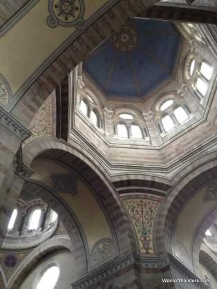 Ceiling of Cathedrale de la Major