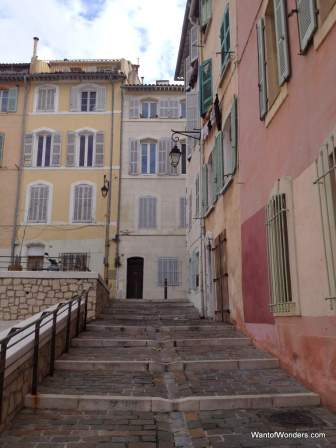 The Panier, old part of Marseille
