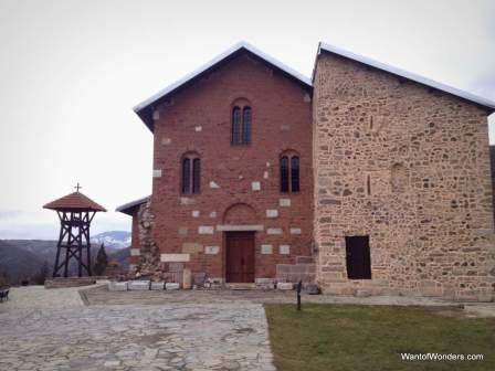 Banjska Monastery, 14th century