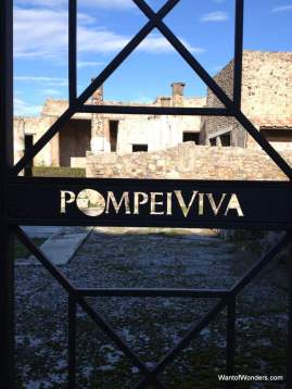 Welcome to Pompei