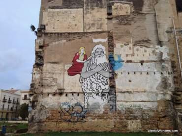 Palermo grafitti