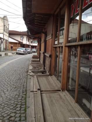 Old town Gjakove