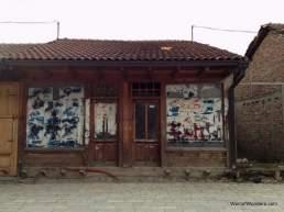 Old Gjakove storefront