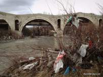 Old Ottoman Bridge in Gjakove