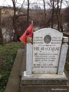 Gjakove Cemetery