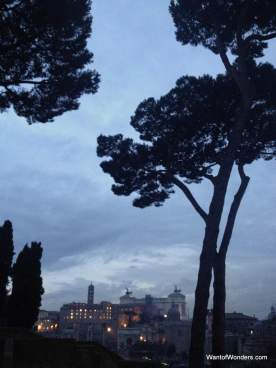 View from Palatine Hill