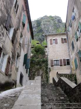 Apartments in Old Kotor