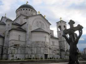 New Orthodox Church in Podgorica