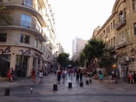 Central Jerusalem